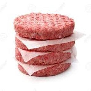 Gras-fed Burger patties (pack of 2)