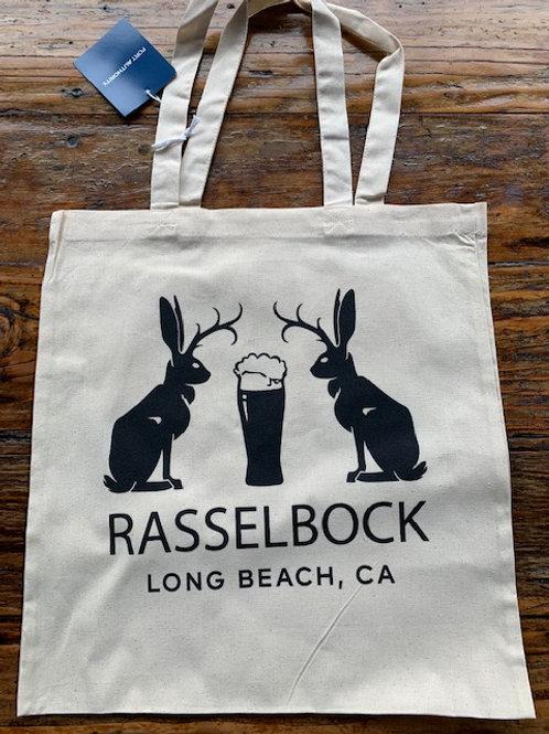 Rasselbock Tote Bag