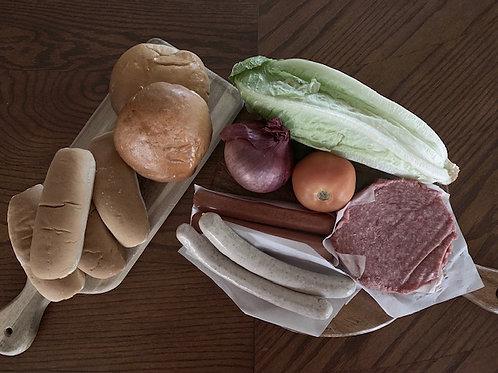 Rasselbock BBQ Kit