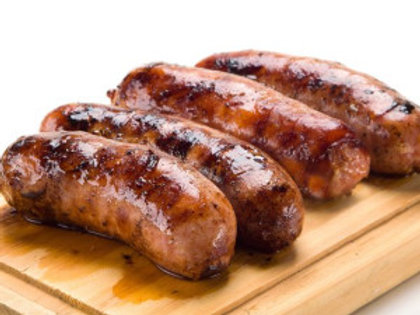Elk sausage (pack of 2)