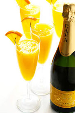 Mother's Day Special: Mimosa to go 'Togosa'