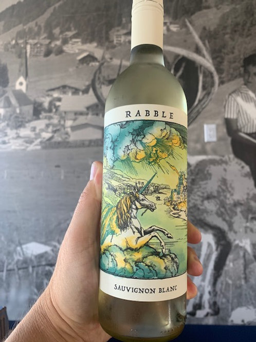 Rabble Sauvignon Blanc Bottle