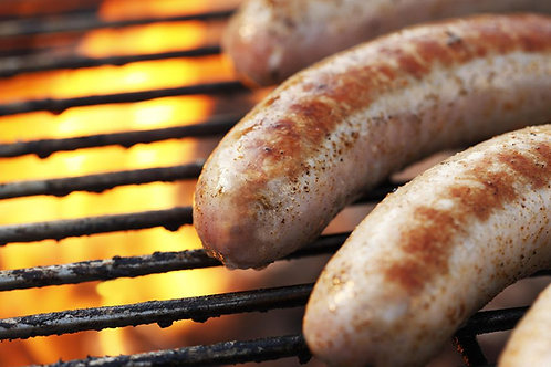 Bratwurst pre-cooked (pack of 2)