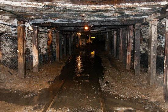 Beckly Exhibiion Coal Mine