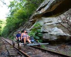 Buffalo Creek Rail Rides
