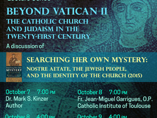 Beyond Vatican II: The Catholic Church and Judaism in the Twenty-First Century