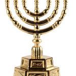 Got a Light? - A Sermon on the Menorah from Parashat B'ha-alot'cha