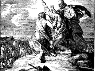 Ki Teitzei - Amalek, Yibum, and the Vulnerable
