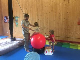 Atelier parents enfants