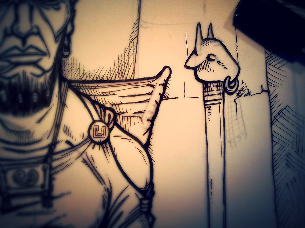 Minos Detail