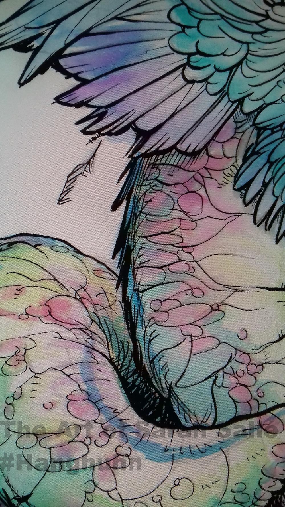 Basilisk detail