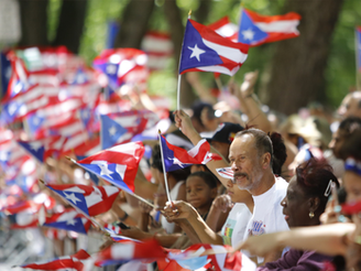 The American colony of Puerto Rico
