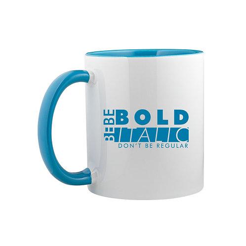 n. design Mugs – Be Bold