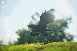 嚮往翱翔-1_黃文
