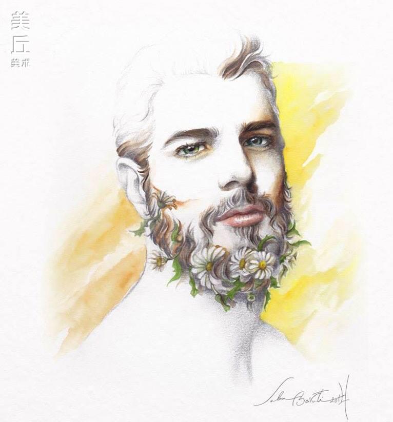 『天堂的鬍子』