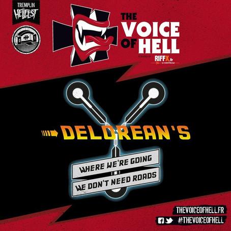 Votez pour nous au Voice of Hell 2019 !