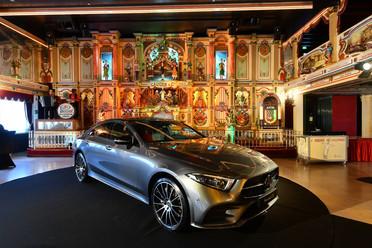Mercedes-Benz ÉTOILE 69 : lancement nouveau CLS