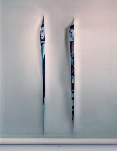 Stylisme mode pour le magazine egolarevue en adéquation avec le thème du numéro présenté.