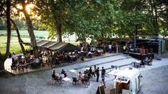 Image de marque et valorisation du lieu. Relations publiques, relation presse, community mangement.  Client : Le Kabarouf, lieu événementiel Avignon et Arles