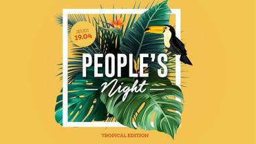 Succès pour la 3ème People's Night