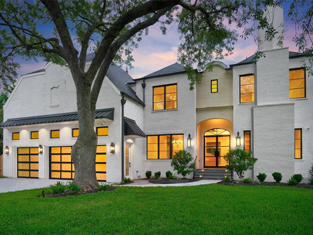 Building a Home in Bellaire