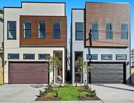 2-Unit Modern Estate