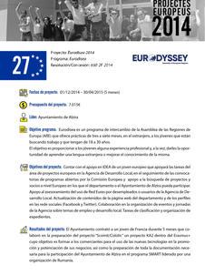 Eurodysseé 2014