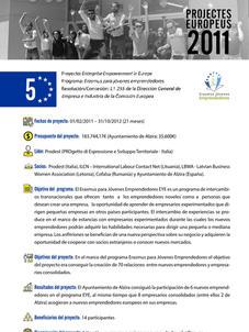 3E - Enterprise Empowerment in Europe