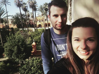 The last stop in Andalucia – Sevilla