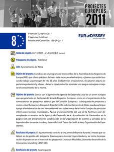 Eurodisea 2011