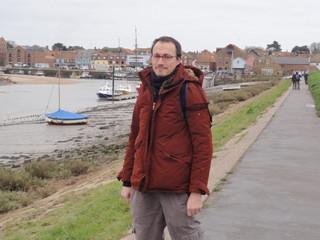 Norwich experience by Toni Rubio