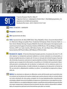European Youth in Alzira IV