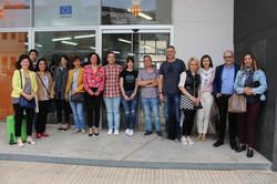 Sustainability Meeting Alzira visit