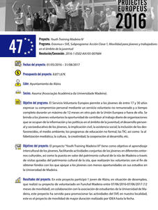 Youth Training Madeira IV