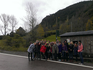 EVS on Arrival Training in Canfranc