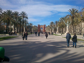 Our travels: Barcelona