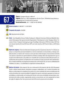 European Youth in Alzira II