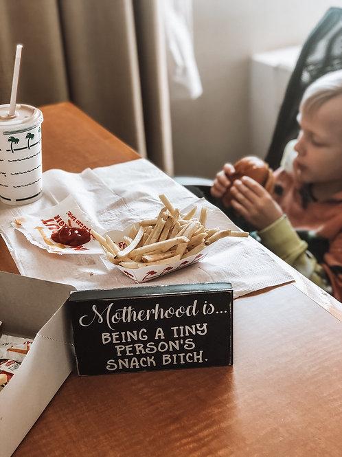 Snack Bitch