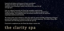 Clarity Spa