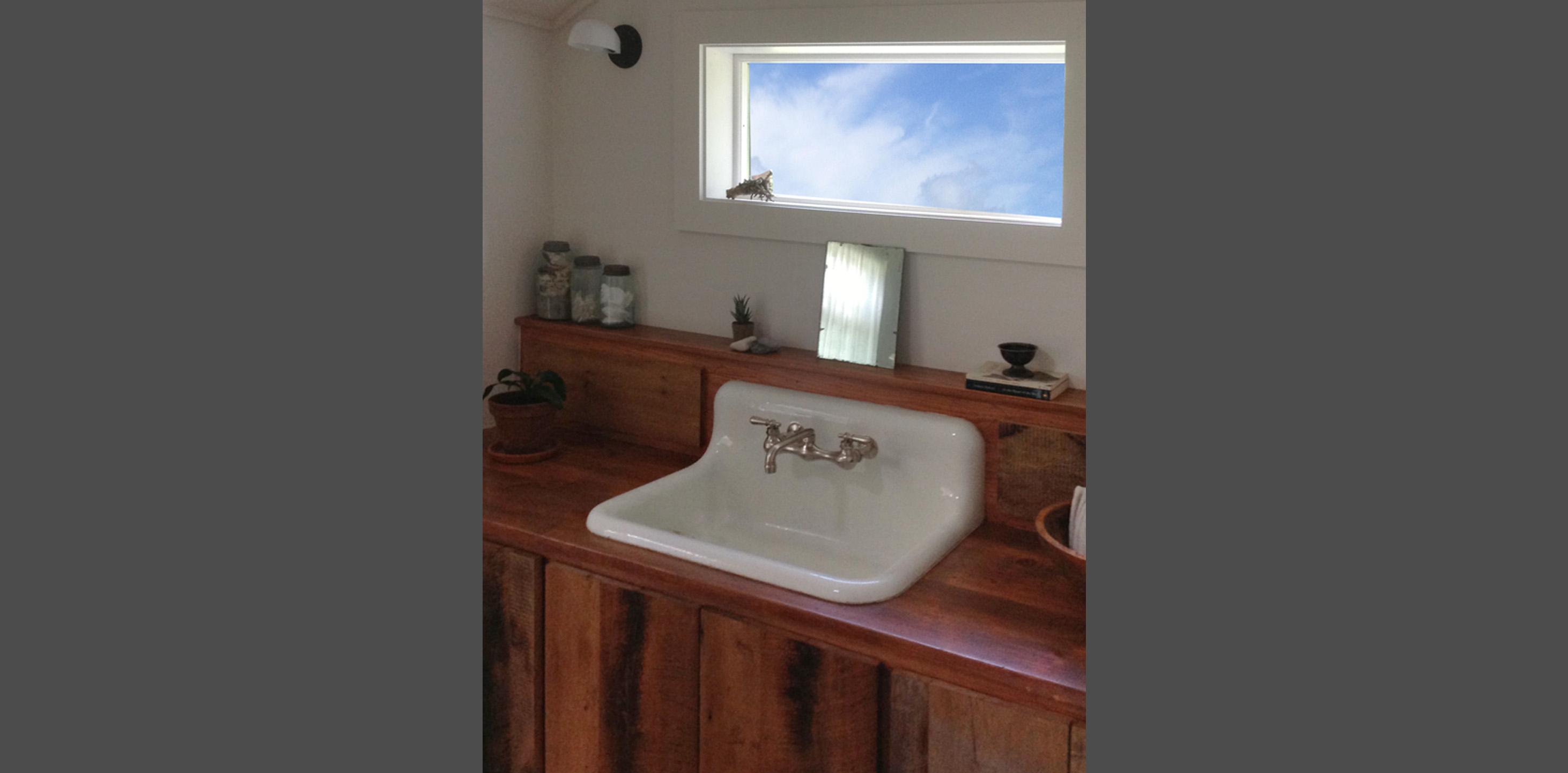 sink, basin, wood