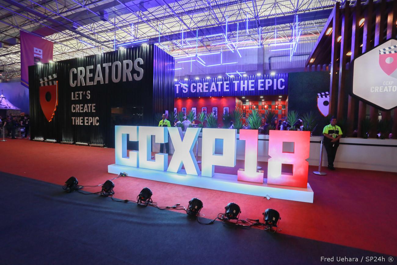 CCXP 2018 - Foto Fred Uehara - SP24h (15