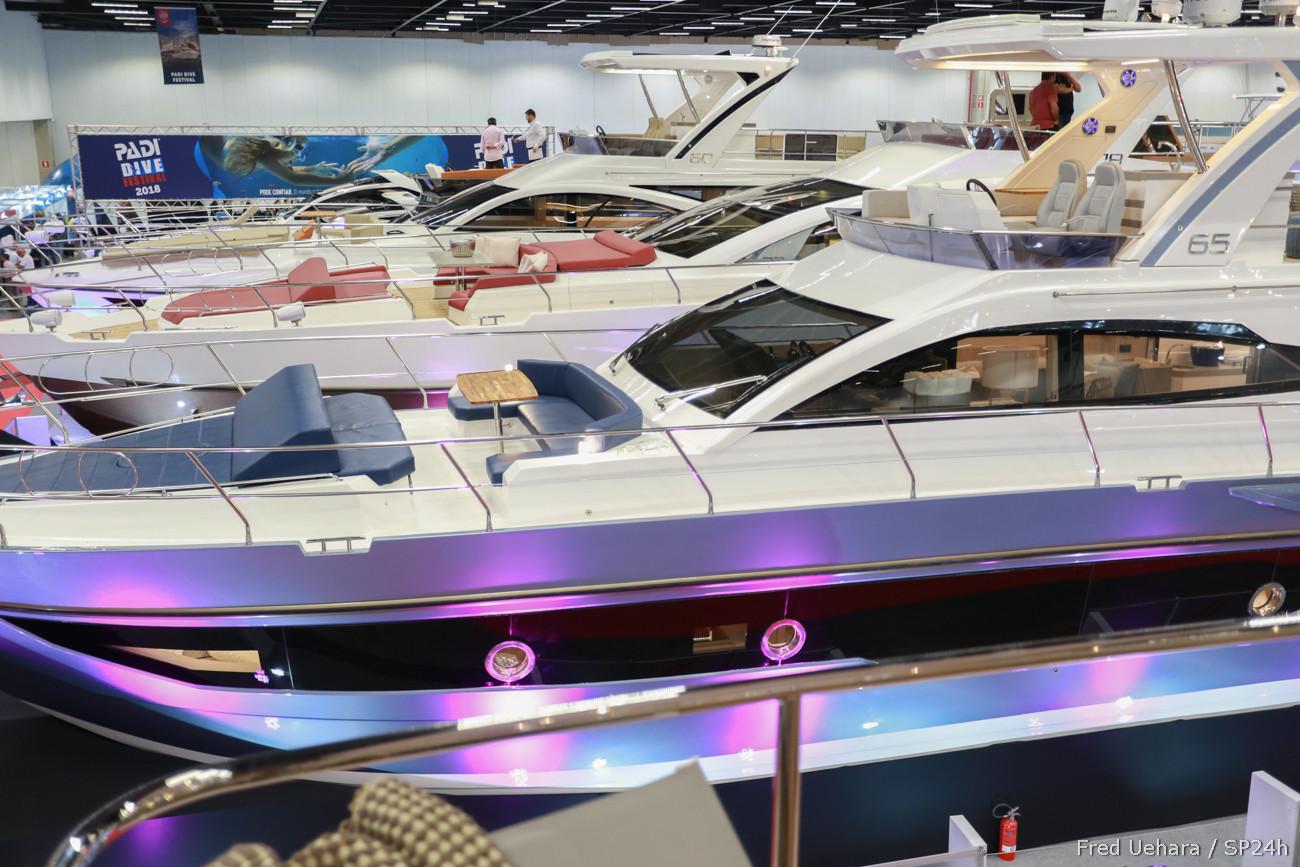SP Boat Show 2018 - Foto Fred Uehara (85