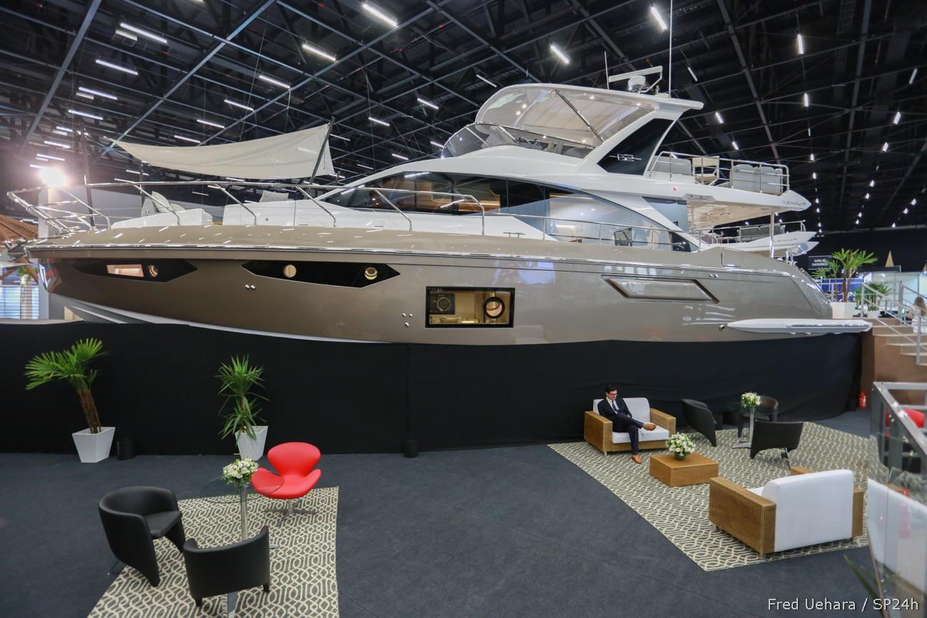 SP Boat Show 2018 - Foto Fred Uehara (63