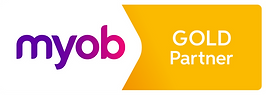 MYOB-Partner-Logos RGB-Horizontal-Gold-0