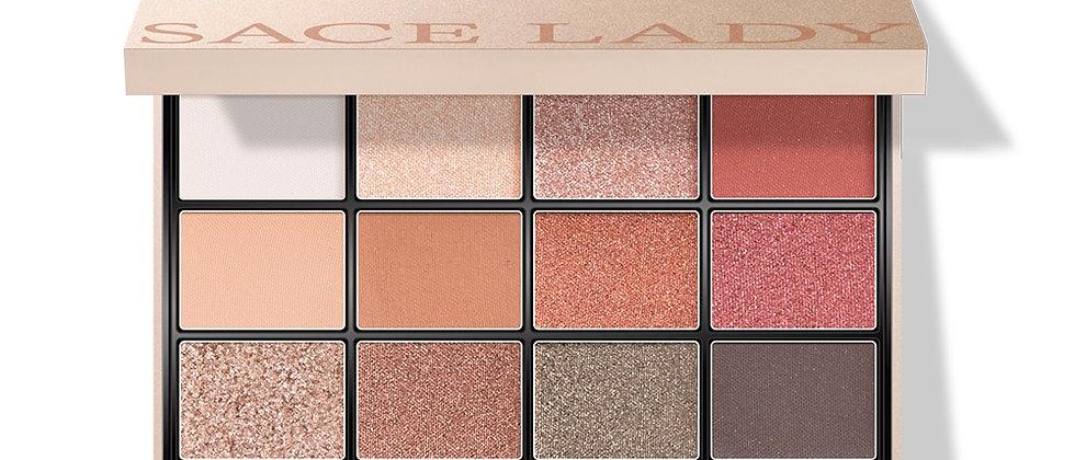 Eyeshadow Palette Glitter Pallete Professional Matte Shadow High Pigment