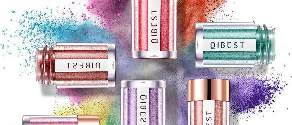 13 Colors Glitter Eyeshadow Mineral Shimmer Eye Shadow Powder