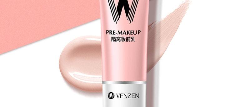 Facial Primer Base Makeup Invisible Pores Brighten Oil-Control