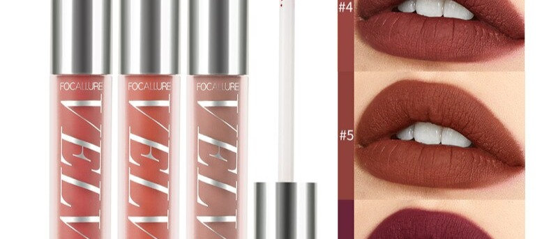 Sexy Velvet Matte Liquid Lipstick Lip