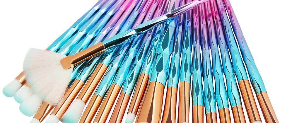MAANGE 20Pcs Makeup Brushes Set