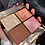 Thumbnail: 4 Color Illuminator Highlighter Bronzer Palette